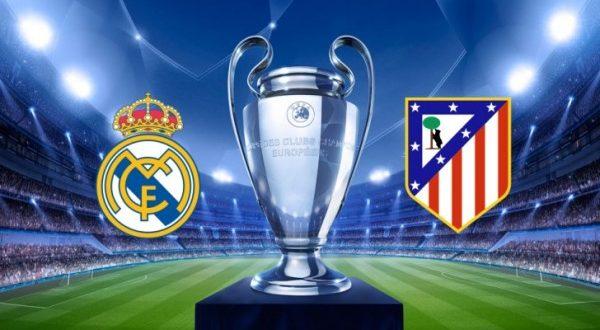 Atlético-Real Madrid Entradas Champions
