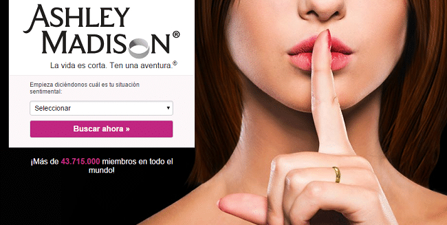 Conoce Ashley Madison opiniones España